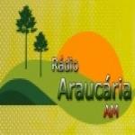 Logo da emissora R�dio Arauc�ria 1500 AM