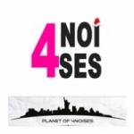Logo da emissora Radio 4 Noises FM
