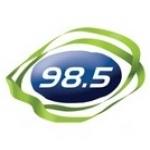 Logo da emissora Radio 98 Five Sonshine 98.5 FM