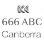 Logo da emissora Radio ABC Canberra 666 AM