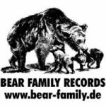 Logo da emissora Bear Family Records