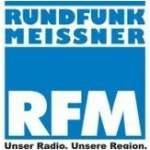 Logo da emissora Rundfunk Meissner 99.4 FM