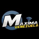Logo da emissora Radio M�xima Venezuela 88.1 FM
