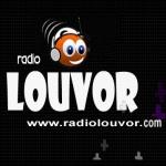 Logo da emissora R�dio Louvor