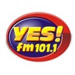Logo da emissora Radio Yes Metro Manila 101.1 FM