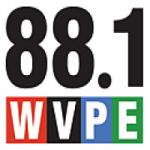 Logo da emissora Radio WVPE 88.1 FM