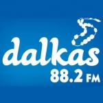 Logo da emissora Radio Dalkas 88.2 FM