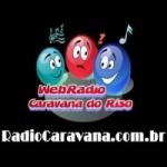 Logo da emissora Rádio Caravana