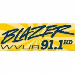 Logo da emissora Radio WVUB HD1 Blazer 91.1 FM