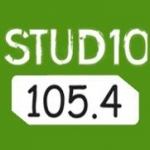 Logo da emissora Radio Studio FM1 105.4
