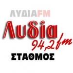Logo da emissora Radio Lydia 94.2 FM
