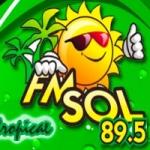 Logo da emissora Radio Sol 89.5 FM