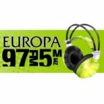 Logo da emissora Radio Europa 97.5 FM