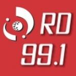 Logo da emissora Radio RD 99.1 FM