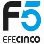 Logo da emissora Radio F5 103.9 FM