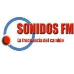 Logo da emissora Radio Sonidos 91.7 FM