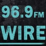 Logo da emissora Radio WYIR 96.9 The Wire FM