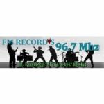 Logo da emissora Radio Record 96.7 FM