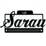 Logo da emissora R�dio Sarau