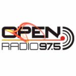 Logo da emissora Radio Open 97.5 FM
