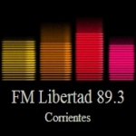 Logo da emissora Radio Libertad 89.3 FM