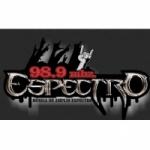 Logo da emissora Radio Espectro 98.9 FM