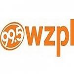 Logo da emissora Radio WZPL 99.5 FM