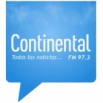 Logo da emissora Radio Continental 97.3 FM