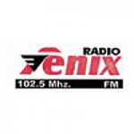 Logo da emissora Radio Fenix 102.5 FM