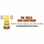 Logo da emissora Radio San Cayetano 102.5 FM