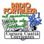 Logo da emissora Radio Fortaleza 98.1 FM