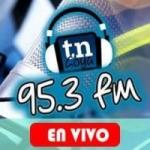 Logo da emissora Radio TN 95.3 FM