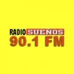 Logo da emissora Radio Sueños 90.1 FM