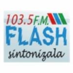 Logo da emissora Radio Flash 103.5 FM
