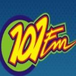 Logo da emissora R�dio 101 FM