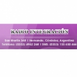 Logo da emissora Radio Integraci�n 107.3 FM