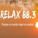 Logo da emissora Radio Relax 88.3 FM