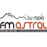 Logo da emissora Radio Astral 91.9 FM