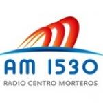Logo da emissora Radio Centro Morteros 1530 AM