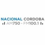 Logo da emissora Radio Nacional 750 AM 100.1 FM