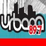 Logo da emissora Radio Urbana 89.7 FM