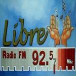 Logo da emissora Radio Libre 92.5 FM