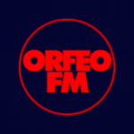 Logo da emissora Radio Orfeo 98.5 FM