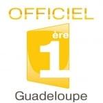 Logo da emissora Radio Guadeloupe 1ere 90.4 FM