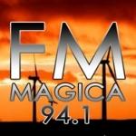 Logo da emissora Radio Mágica 94.1 FM