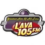 Logo da emissora Radio KBGX 105.3 FM