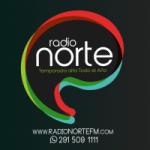 Logo da emissora Radio Norte 105.5 FM