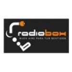 Logo da emissora Radio La Box 107.3 FM