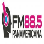 Logo da emissora Radio Panamericana 88.5 FM