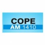 Logo da emissora Radio Cope 1410 AM